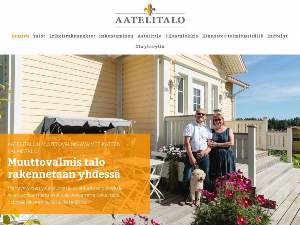aatelitalo.fi