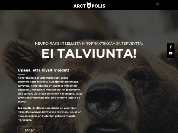 arctopolis.fi