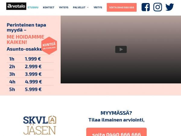 arvotalo.fi