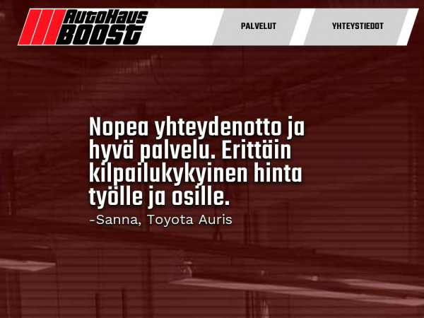 autohausboost.fi