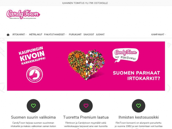 candytown.fi