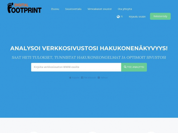 digitalfootprint.fi