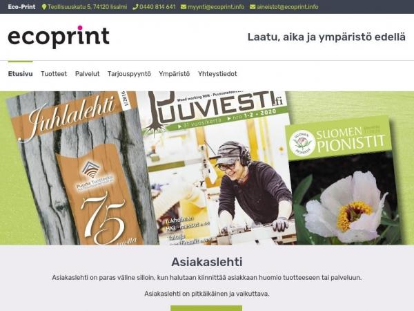 ecoprint.info
