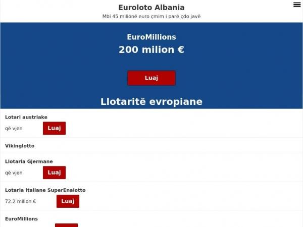 eurooppalotto.al