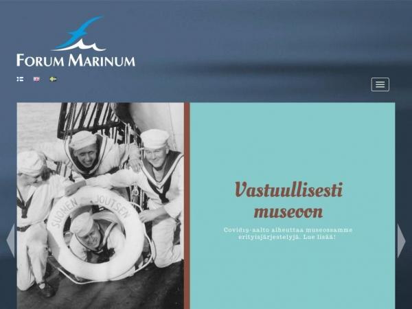 forum-marinum.fi