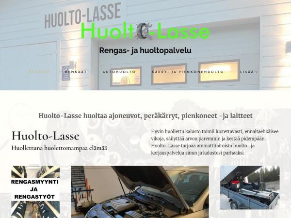 huolto-lasse.fi