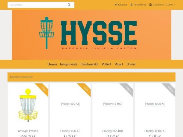 hysse.fi