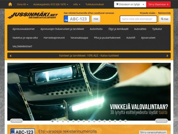 jussinmaki.net