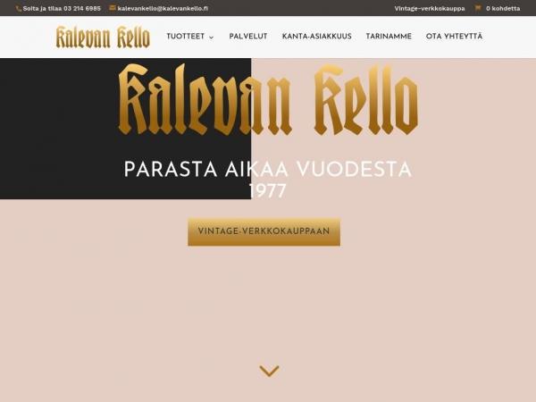 kalevankello.fi