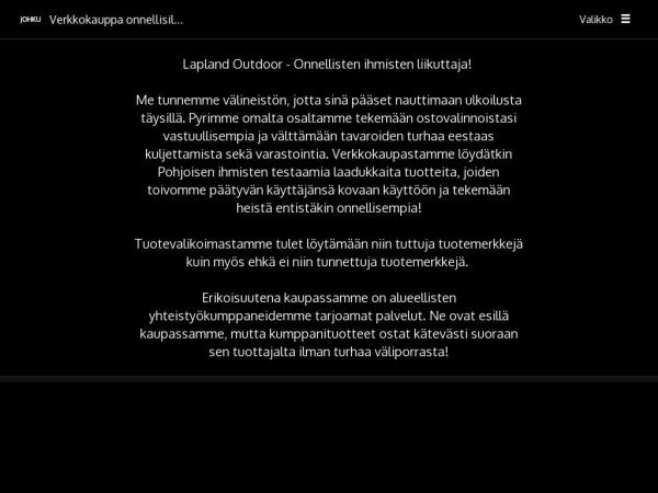 laplandoutdoor.com