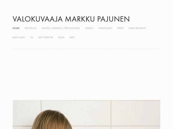 markkupajunen.com