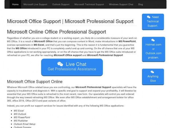 microsoftofficesupport.org