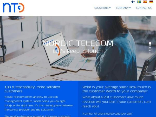 nordictelecom.fi