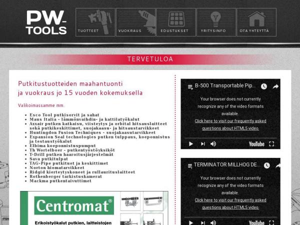 pwtools.fi