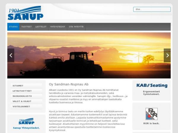 sanup.fi