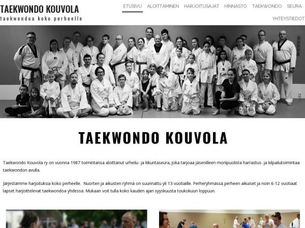 taekwondokouvola.fi