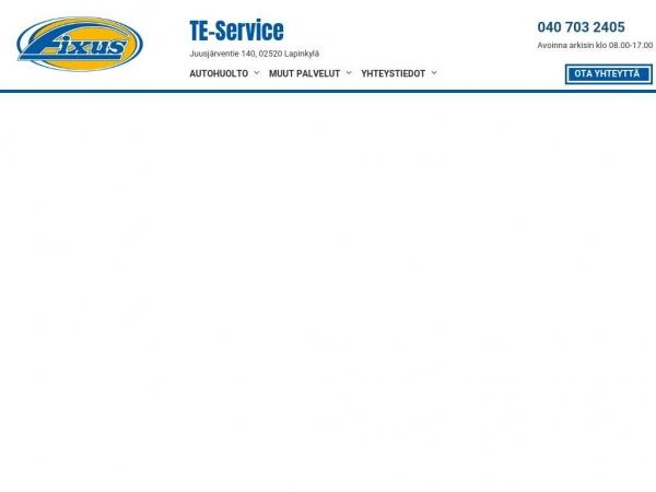 te-service.fi