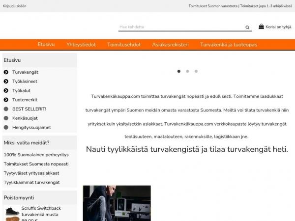 turvakenkakauppa.com