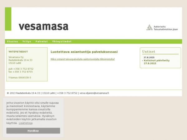 vesamasa.fi