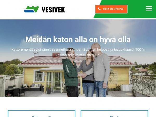vesivek.fi